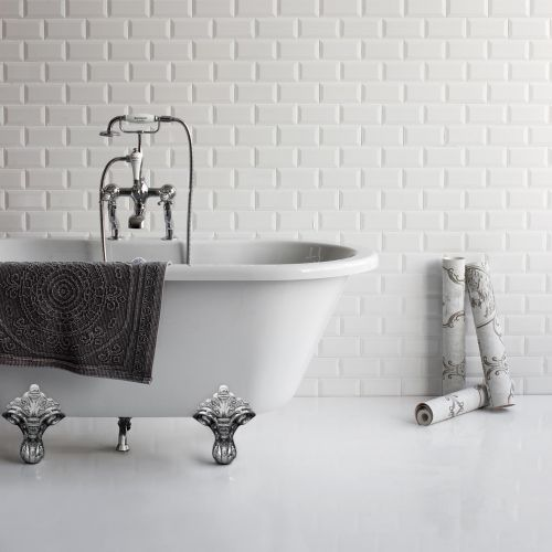 Windsor Freestanding Bath by Burlington