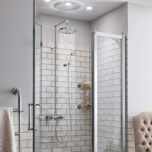 Eden Thermostatic Shower by Burlington