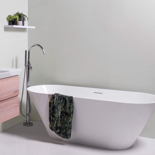 Sonit Natural Stone Freestanding Bath by VCBC