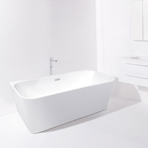Curve Back-to-Wall Bath by VCBC