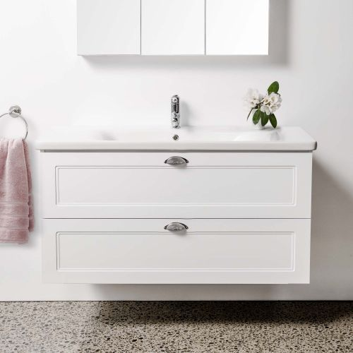 Soft Classic 1200 Wall-Hung Vanity by VCBC