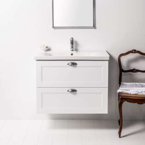 Soft Classic 800 Wall-Hung Vanity by VCBC