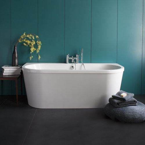 Saturn Freestanding Bath by VCBC