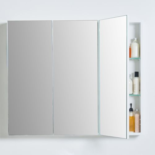 Mirror Unit 900 – 3 Doors, 6 Shelves by Michel Cesar