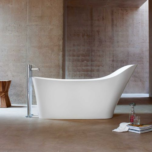 Nebbia Natural Stone Freestanding  Bath by VCBC