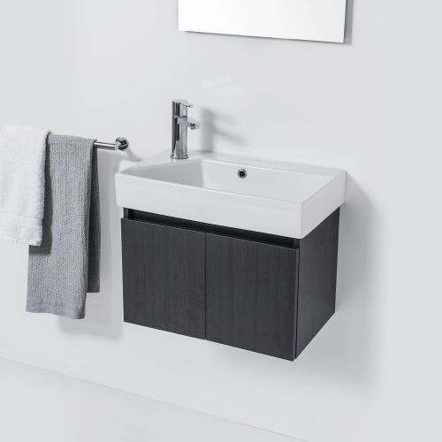 Synergy 550 Wall-Hung Vanity 2 Doors by VCBC