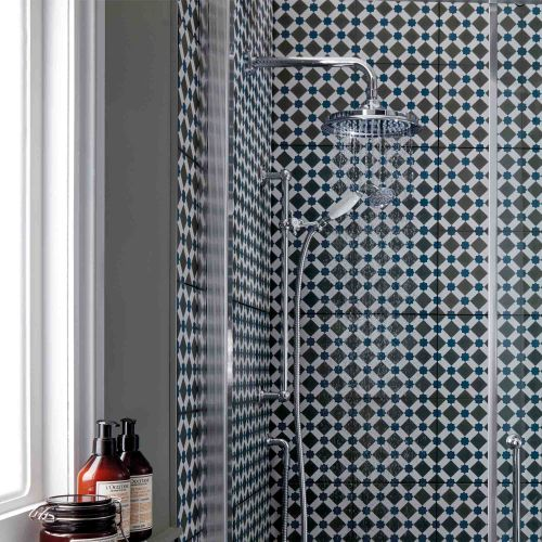 Trent Thermostatic Showers by Burlington