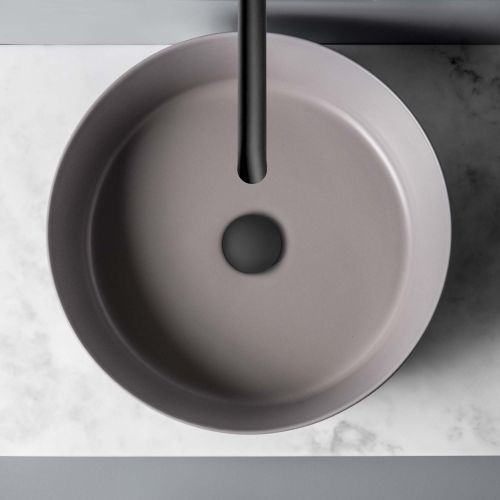 Happy Hour Slim 07:00 Counter Top Basin by Michel Cesar