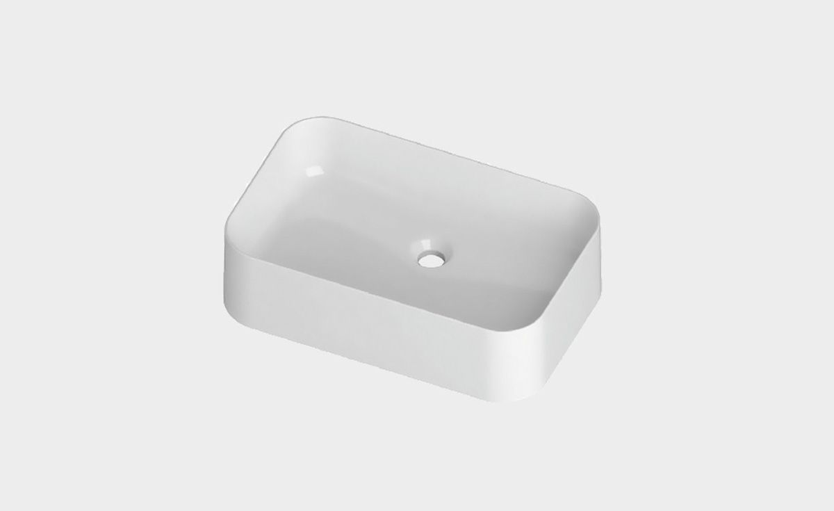 Slim 600 Counter Top Basin