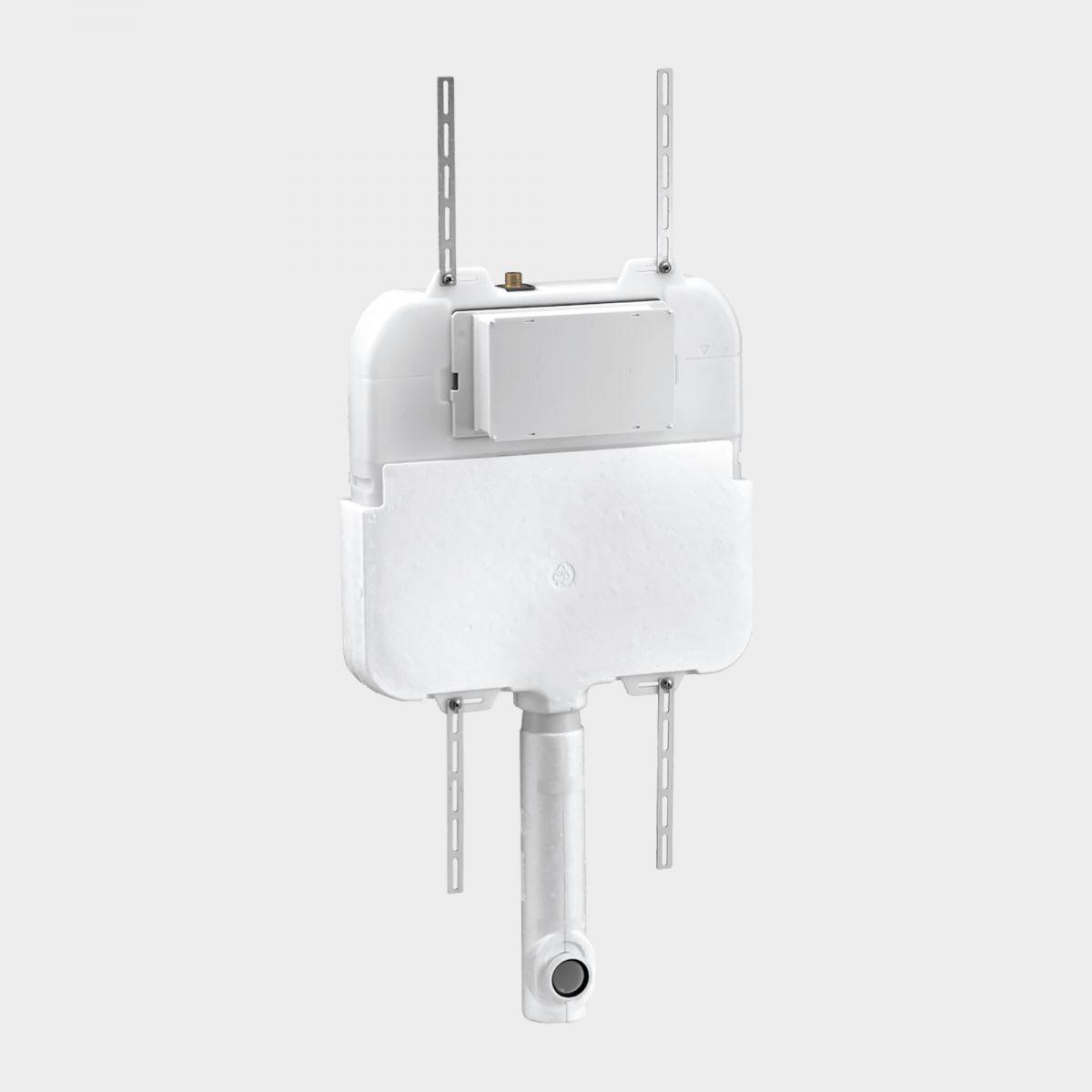 Pneumatic In-Wall Toilet Cistern