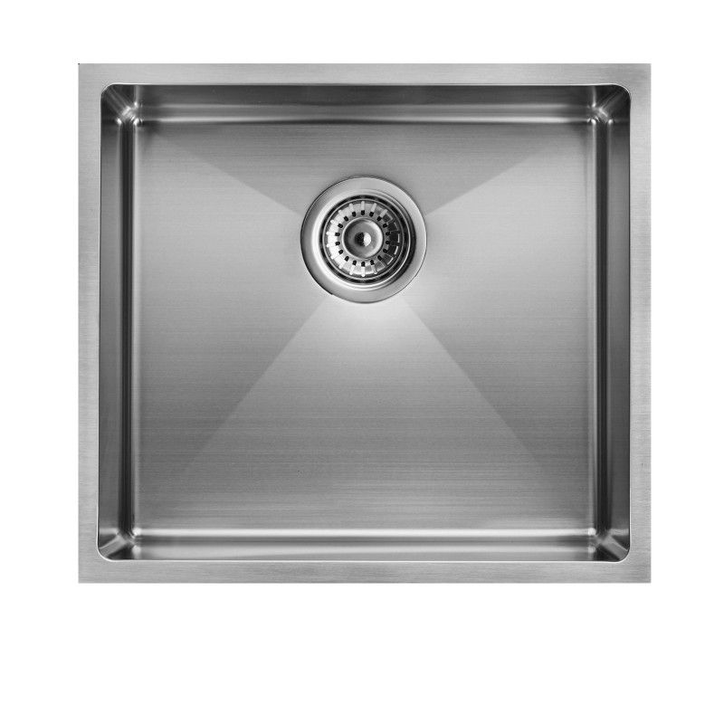 Stainless Steel Inset Laundry Sink 400