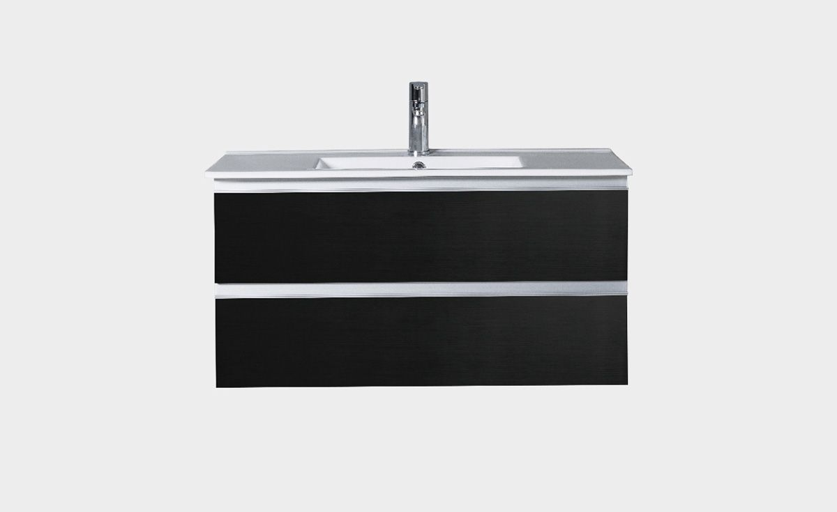 Project 900 Wall-Hung Unit 2 Drawers • Bath Co