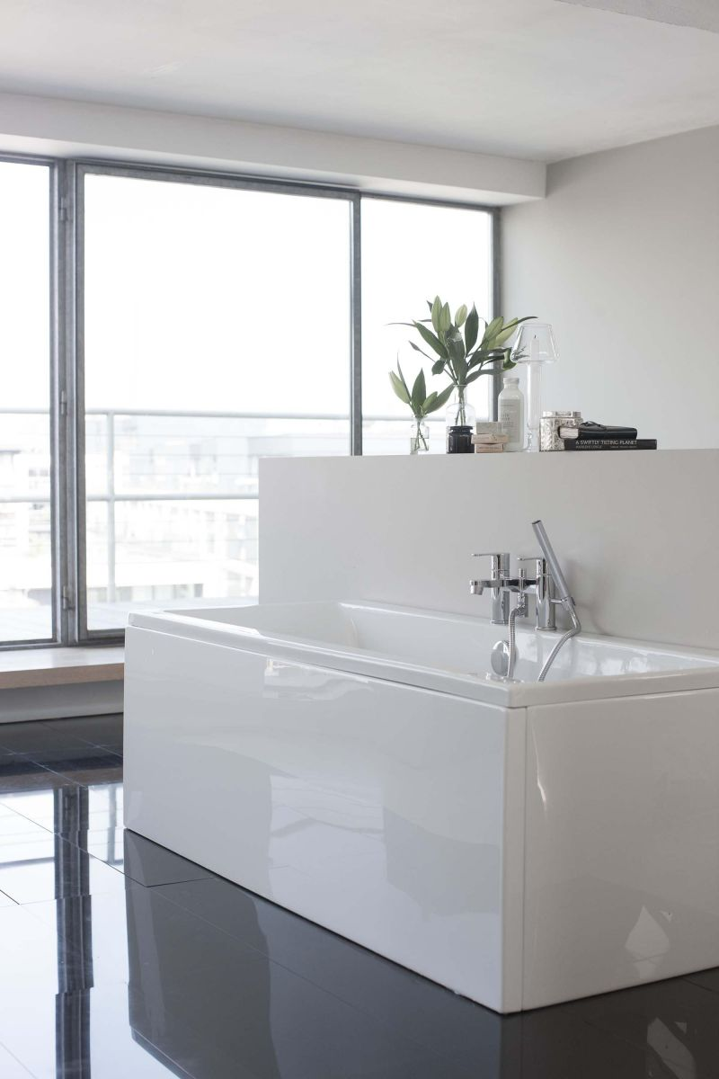 Drop Me Drop-In Bath