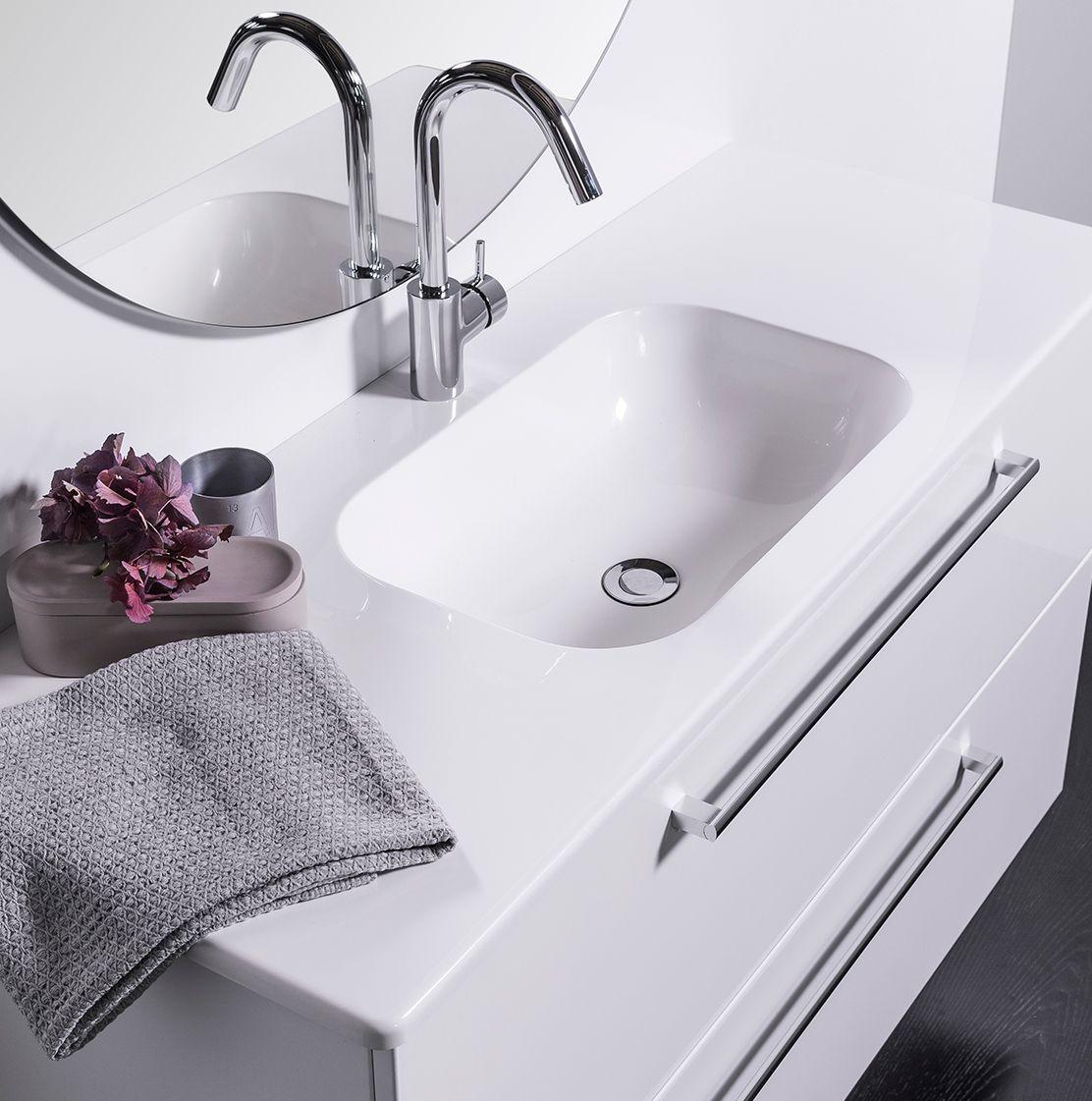 Fresh Basin Top (Polymarble)