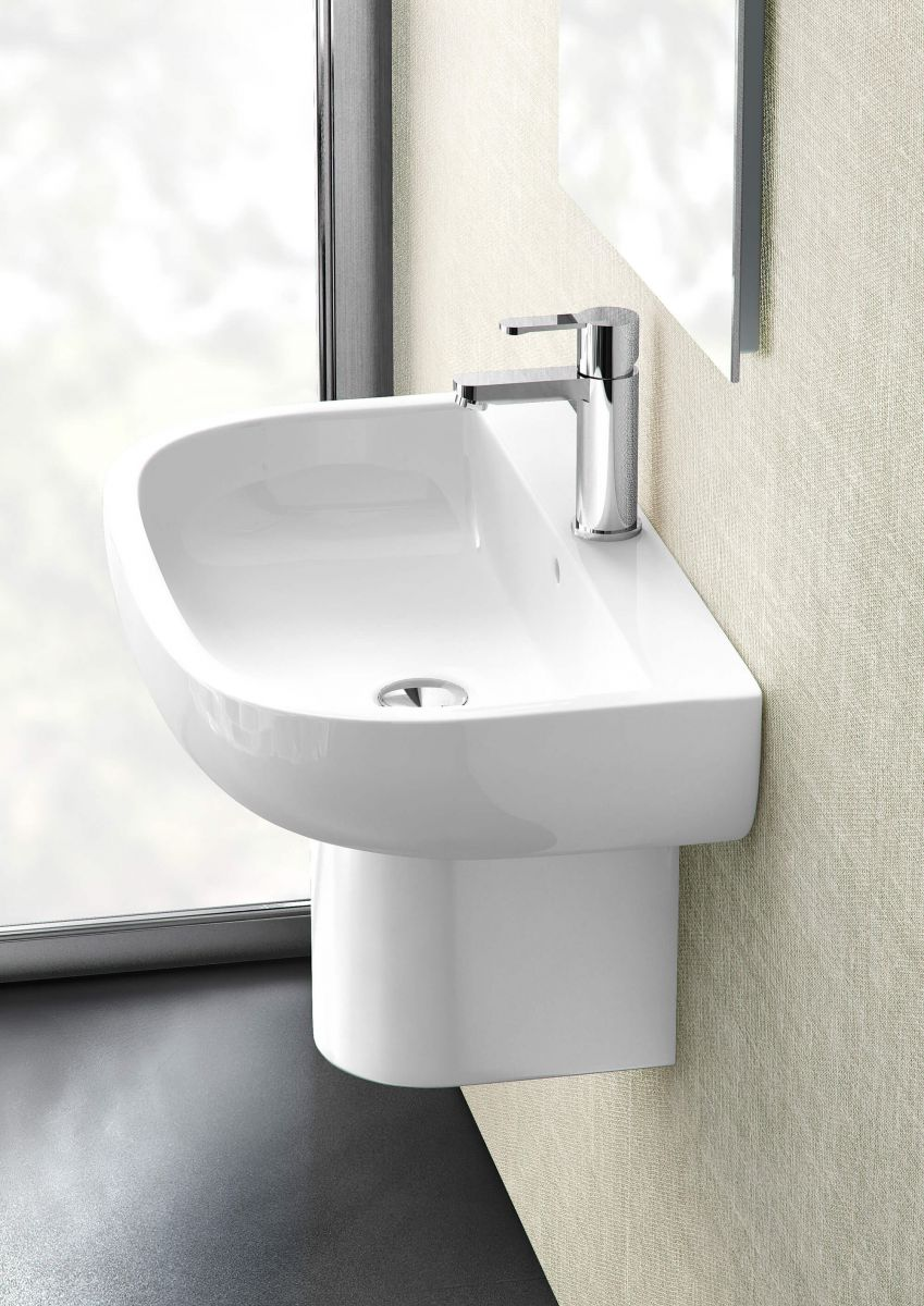 Compact Accessible Basin