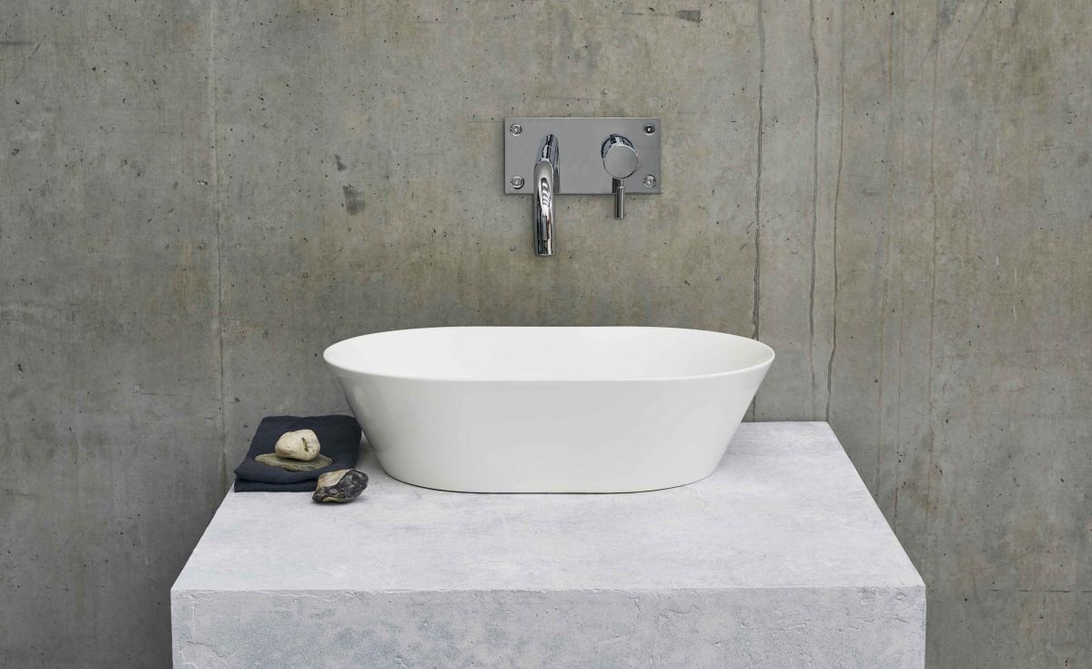 Sonit Clearstone Counter Top Basin