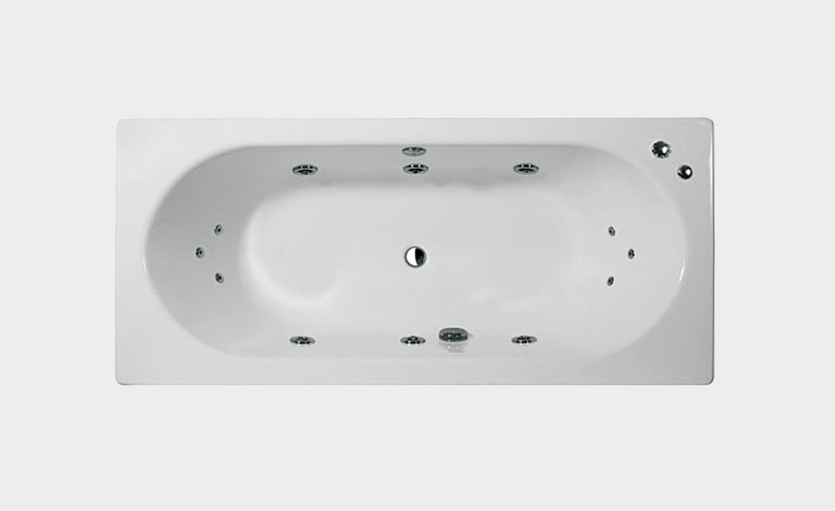 Whirlpool Drop-In Bath