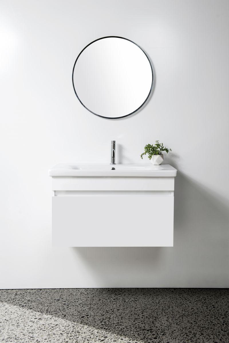 Soft Vanity - 900mm, wall-hung, 1 drawer