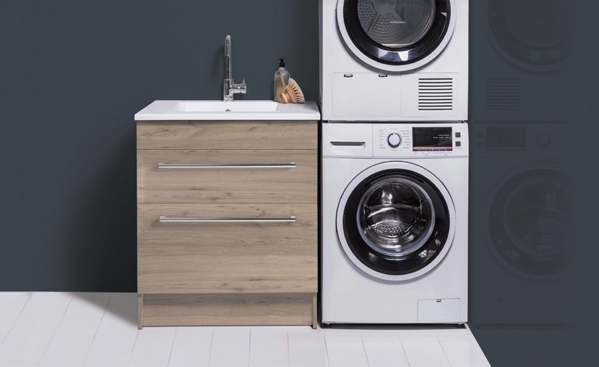 750 Laundry Cabinet