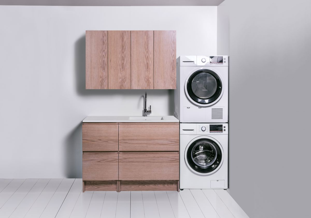 450 Laundry Cabinet