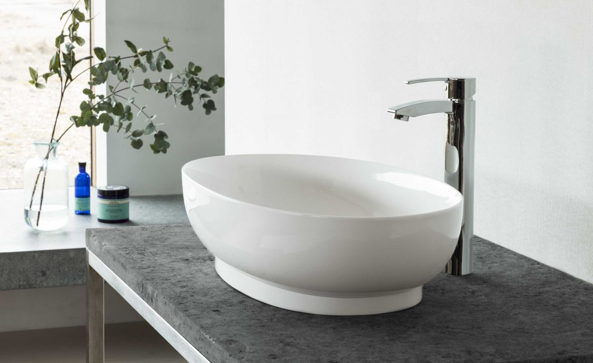 Puro Clearstone Counter Top Basin