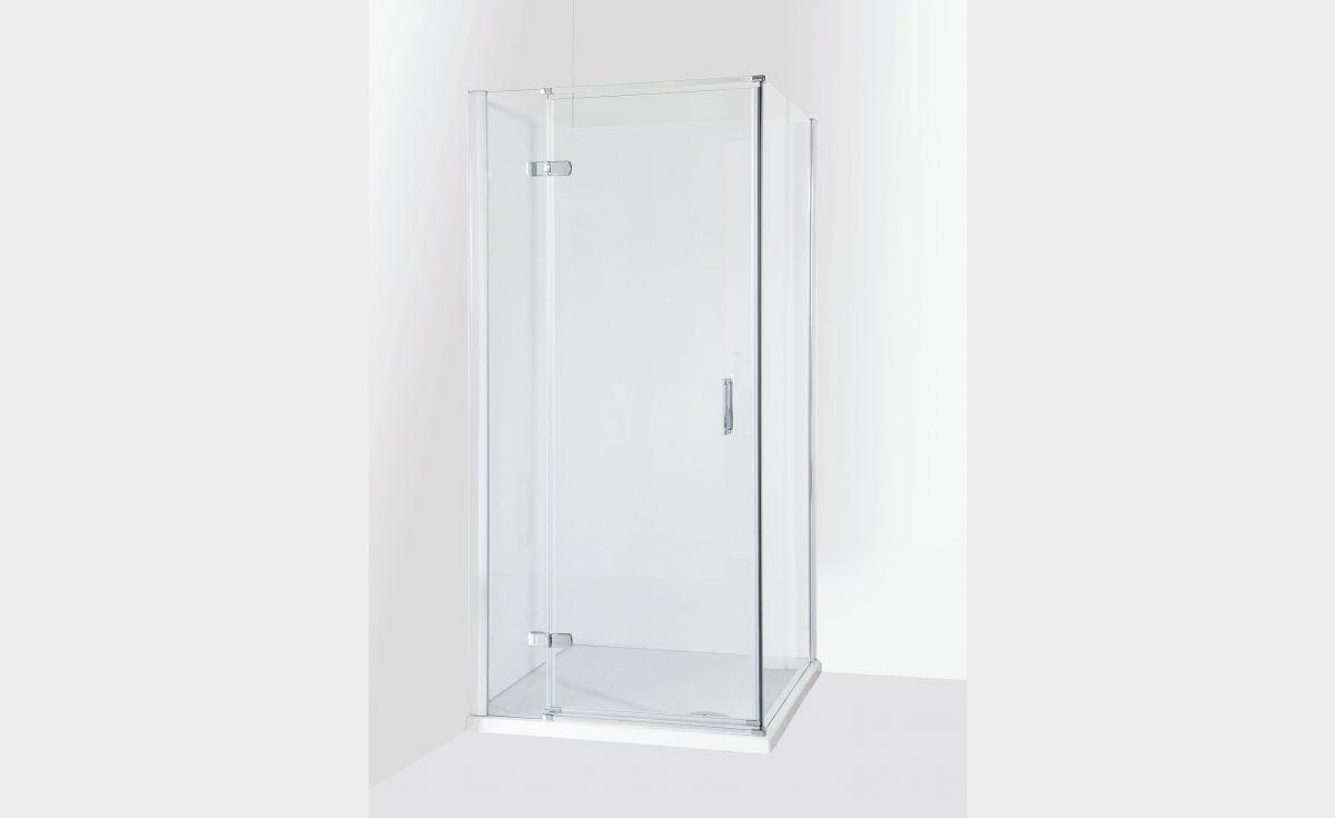 Lucca Hinged Door Shower