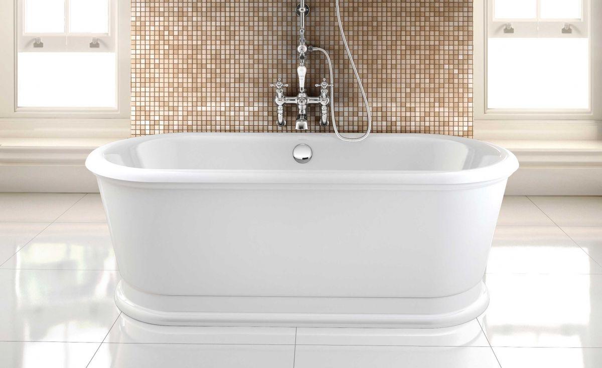 London Freestanding Bath