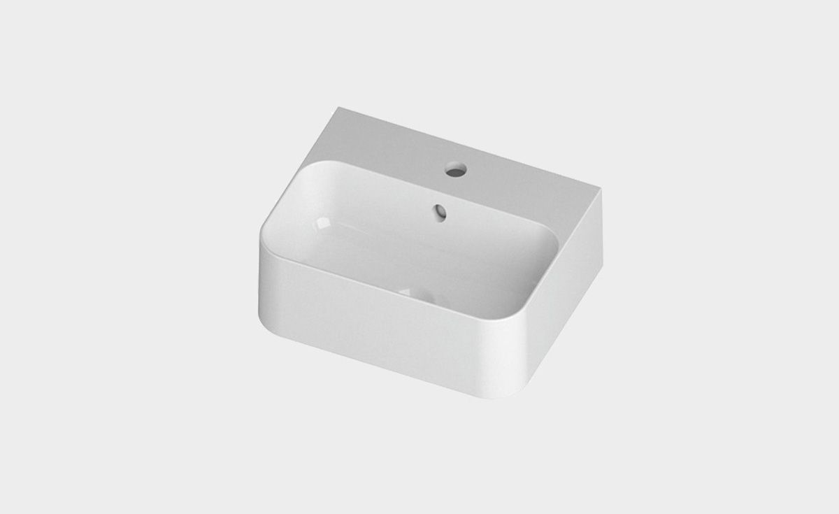 Slim 450 Counter Top/Wall-Hung Basin
