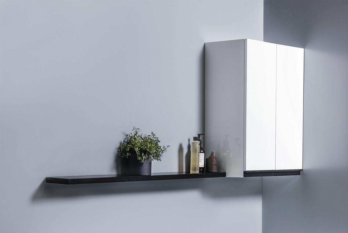 Wall-Hung Floating Shelf • Bath Co