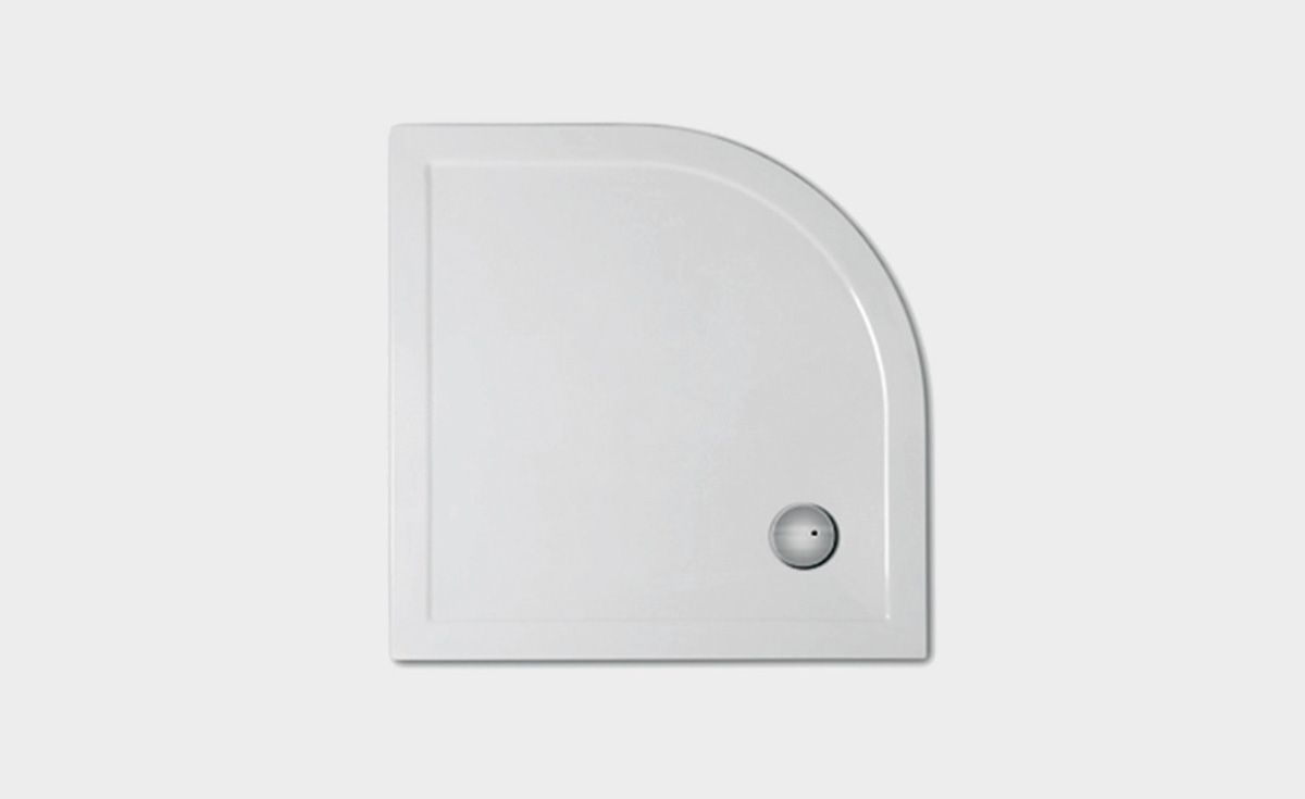 Quadrant Shower Tray 1000 x 1000