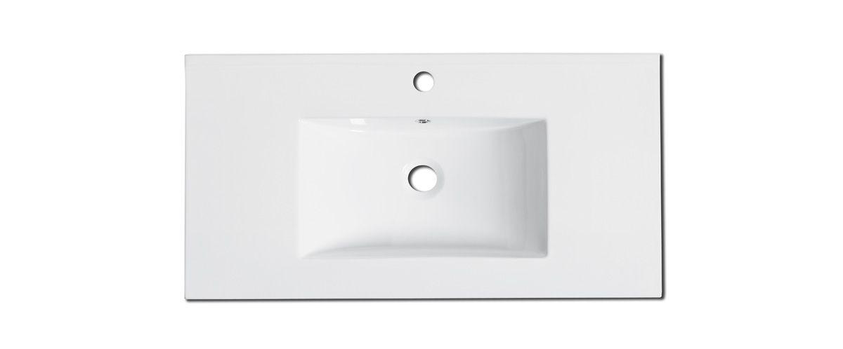 Zara 900 Wall-Hung Vanity 2 Doors 1 Drawer