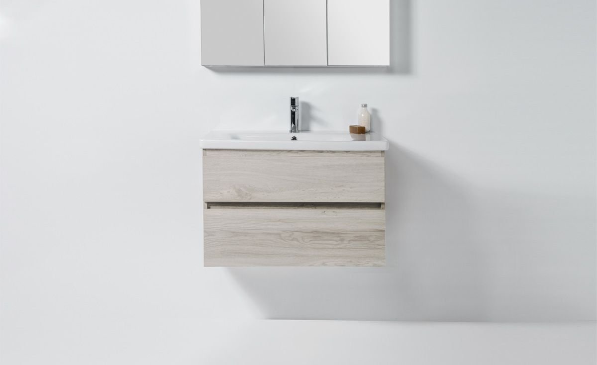 Soft 800 Wall-Hung  Vanity 2 Drawers