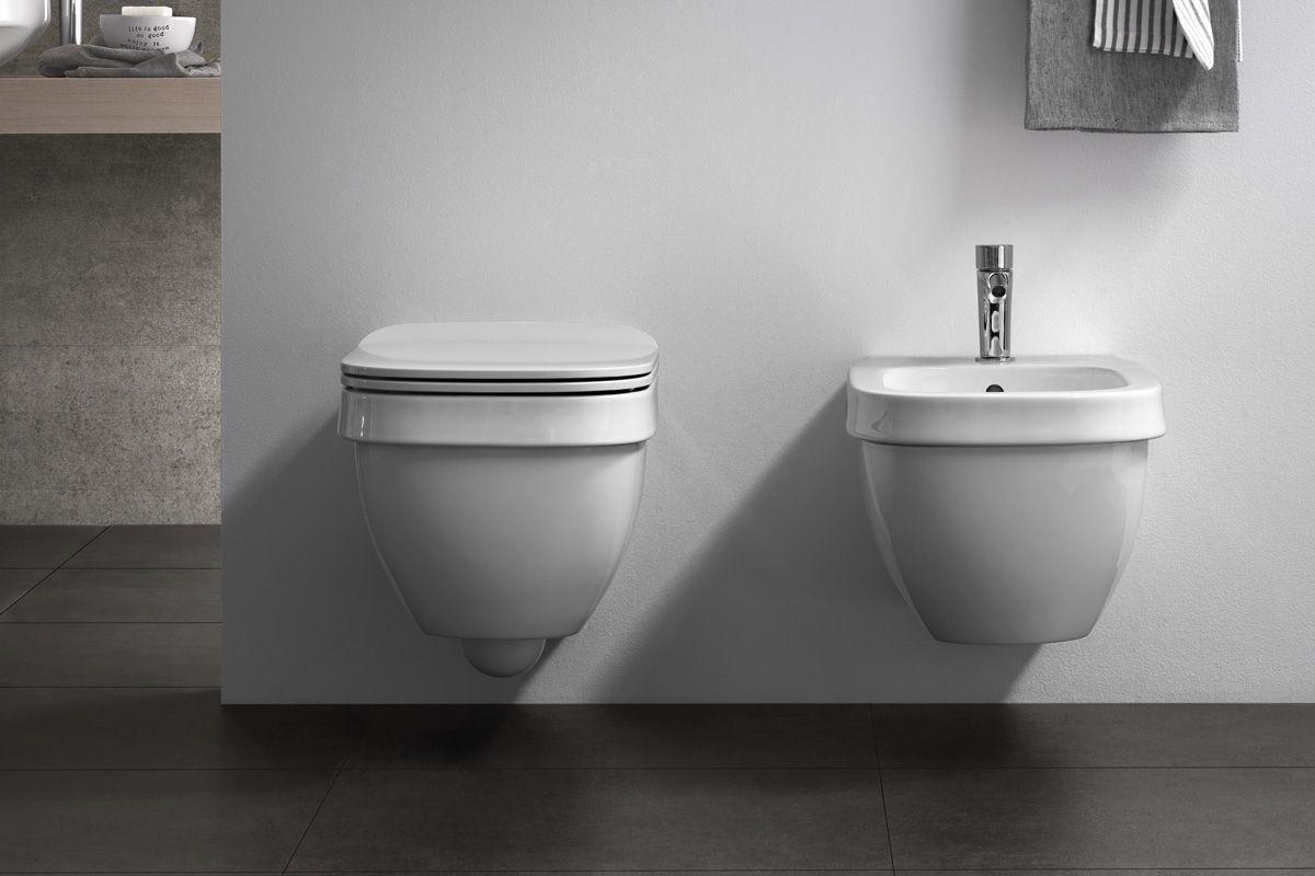 Abito Wall Hung Toilet Bath Co