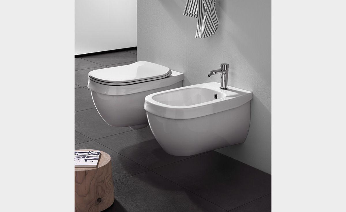 Abito Wall-Hung Toilet