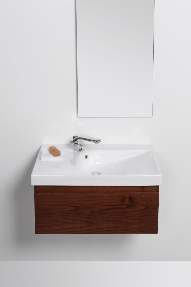 Grandangolo 750 - 1 Drawer, RH Basin (GD75DX)