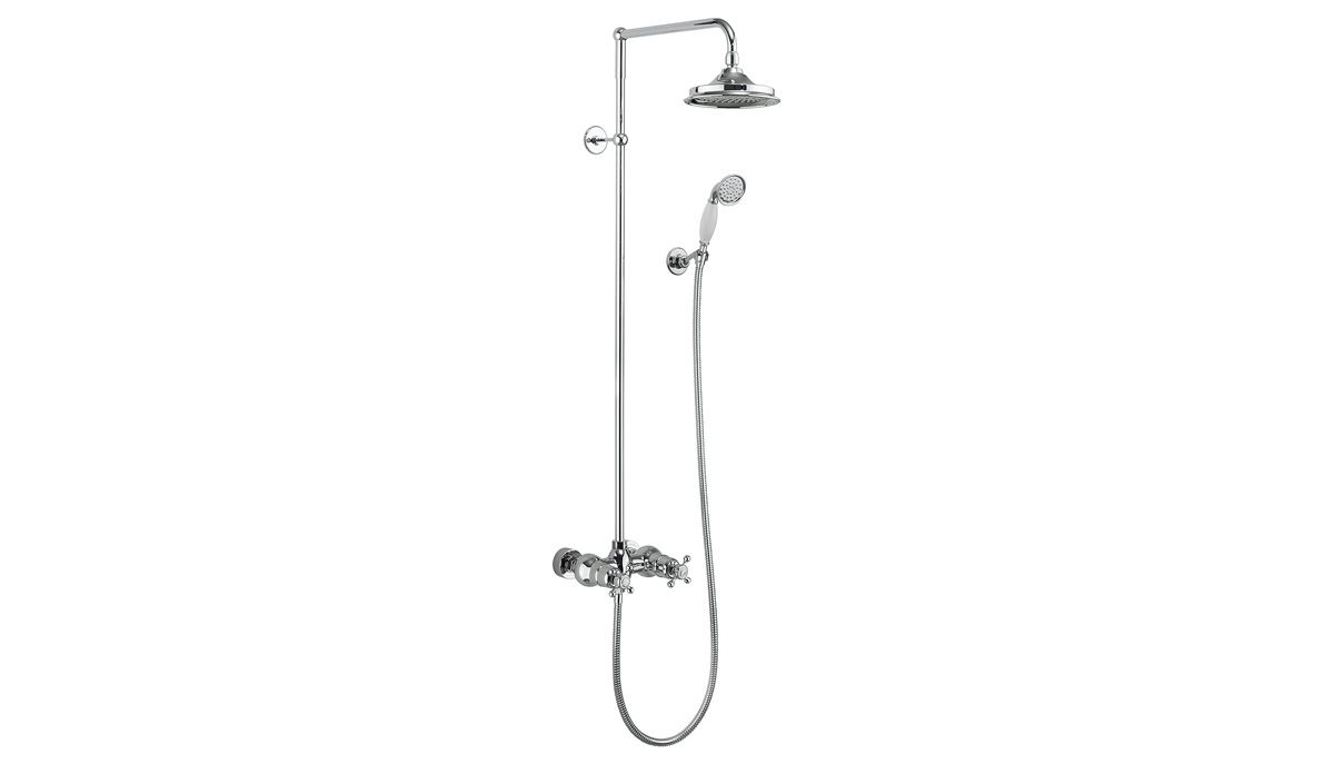 Eden Thermostatic Shower