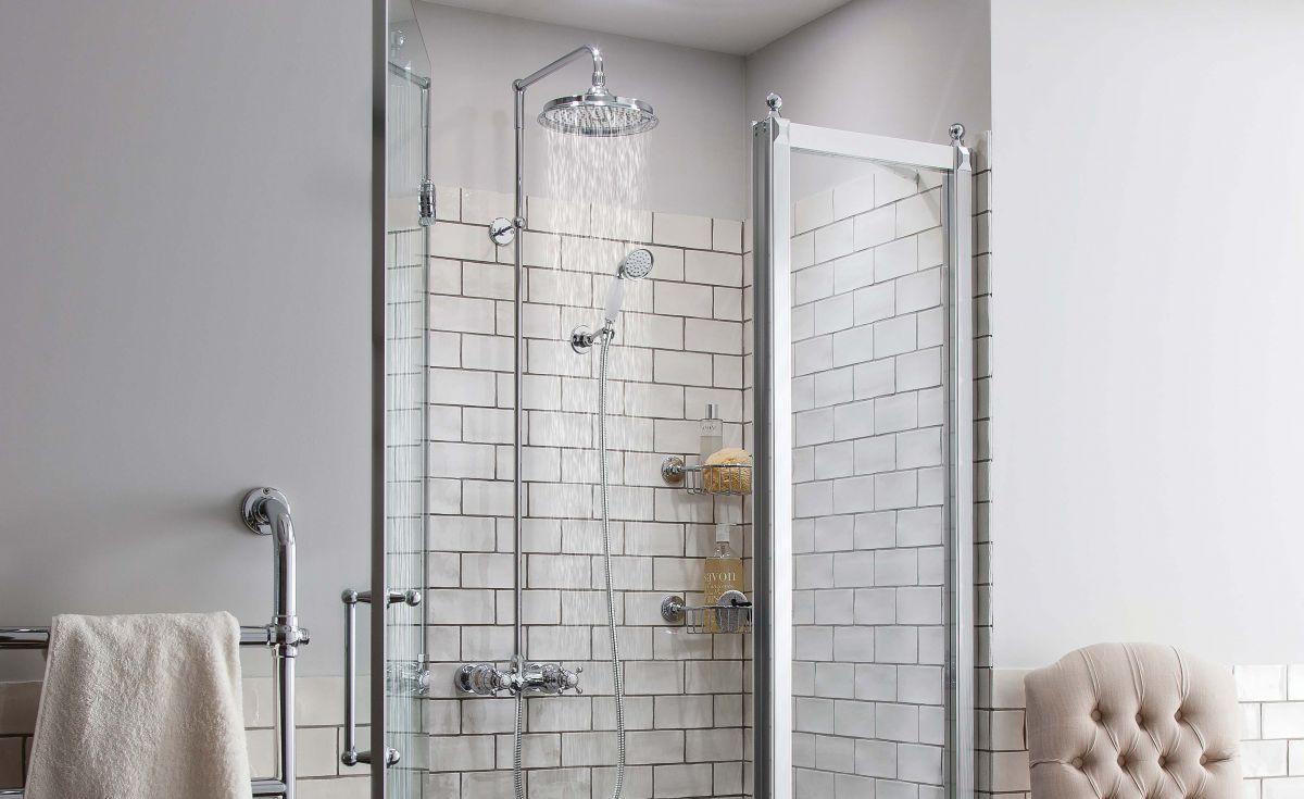 Eden Thermostatic Shower
