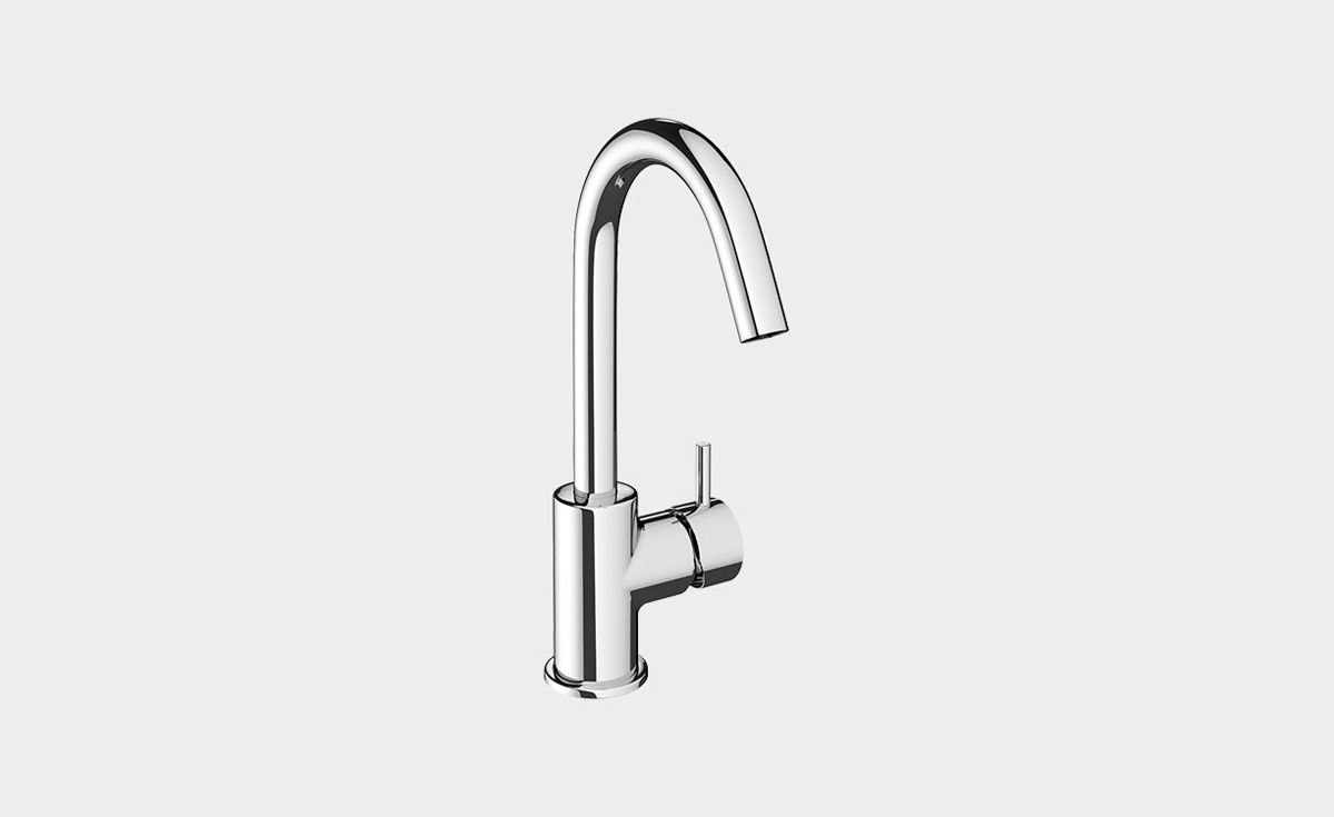 Mike Pro High-Rise Basin Mixer
