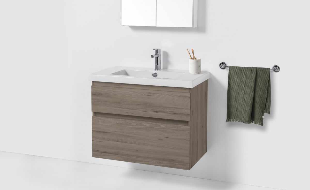 Cangas 800 Wall-Hung Vanity 2 Drawers