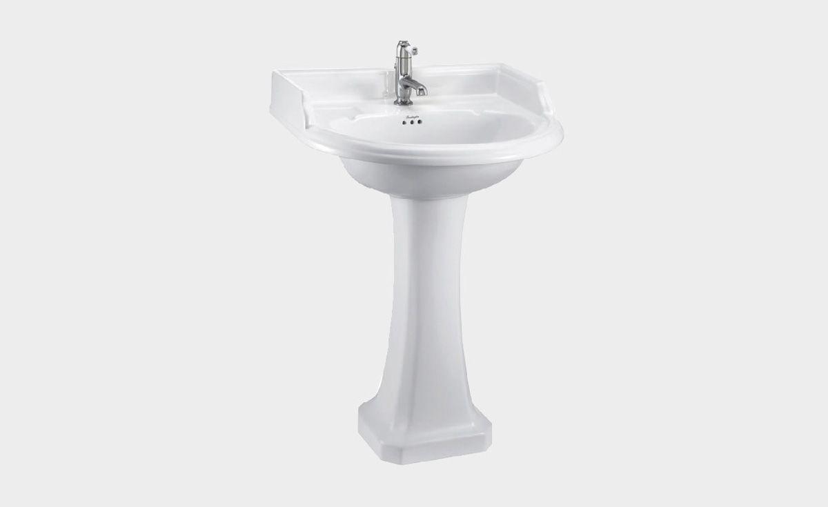 Classic Round 650 Basin & Pedestal