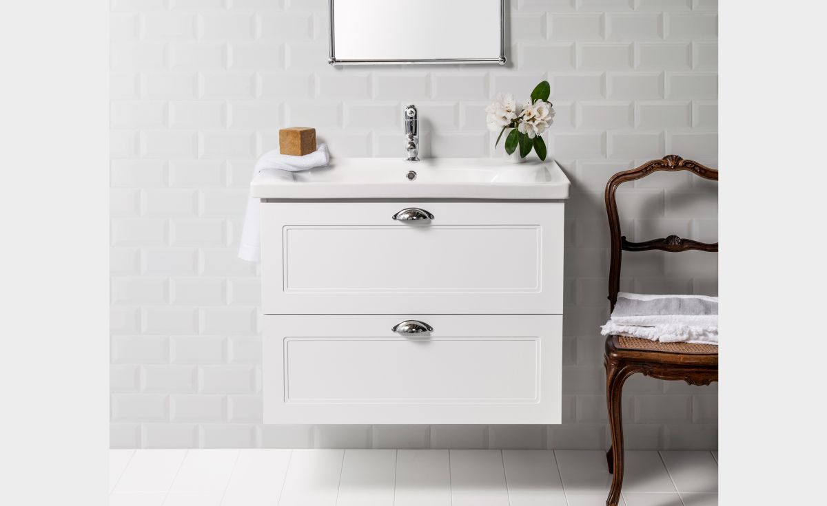 Soft Classic 800 Wall-Hung Vanity
