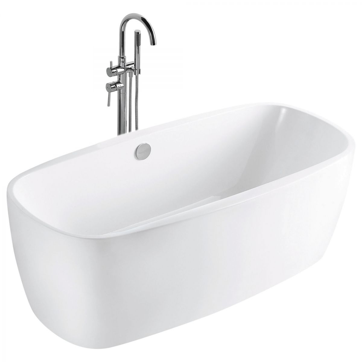 Loop Freestanding Bath