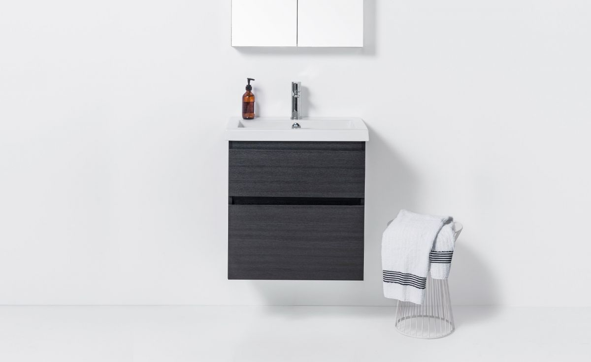 Cangas 600 Wall-Hung Vanity 2 Drawers