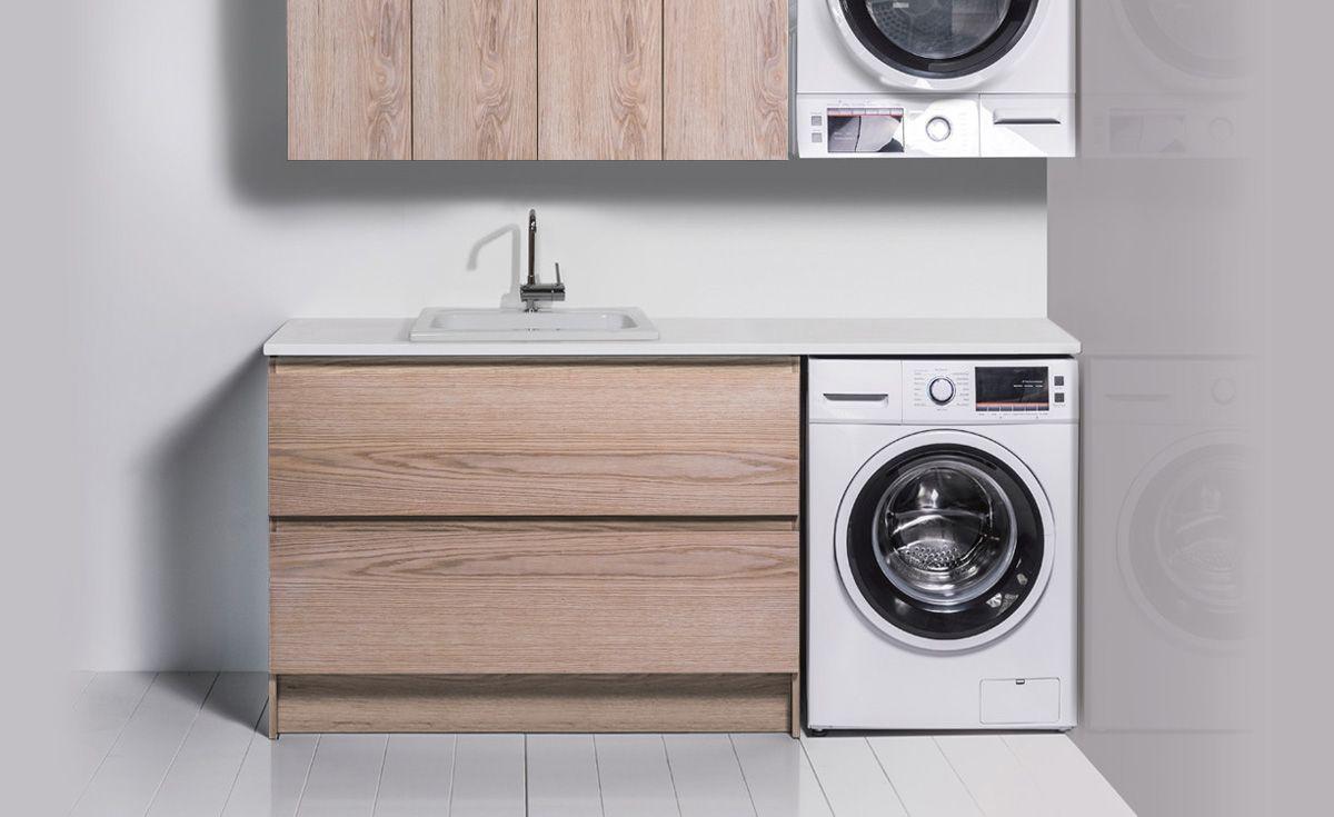 1200 Laundry Cabinet