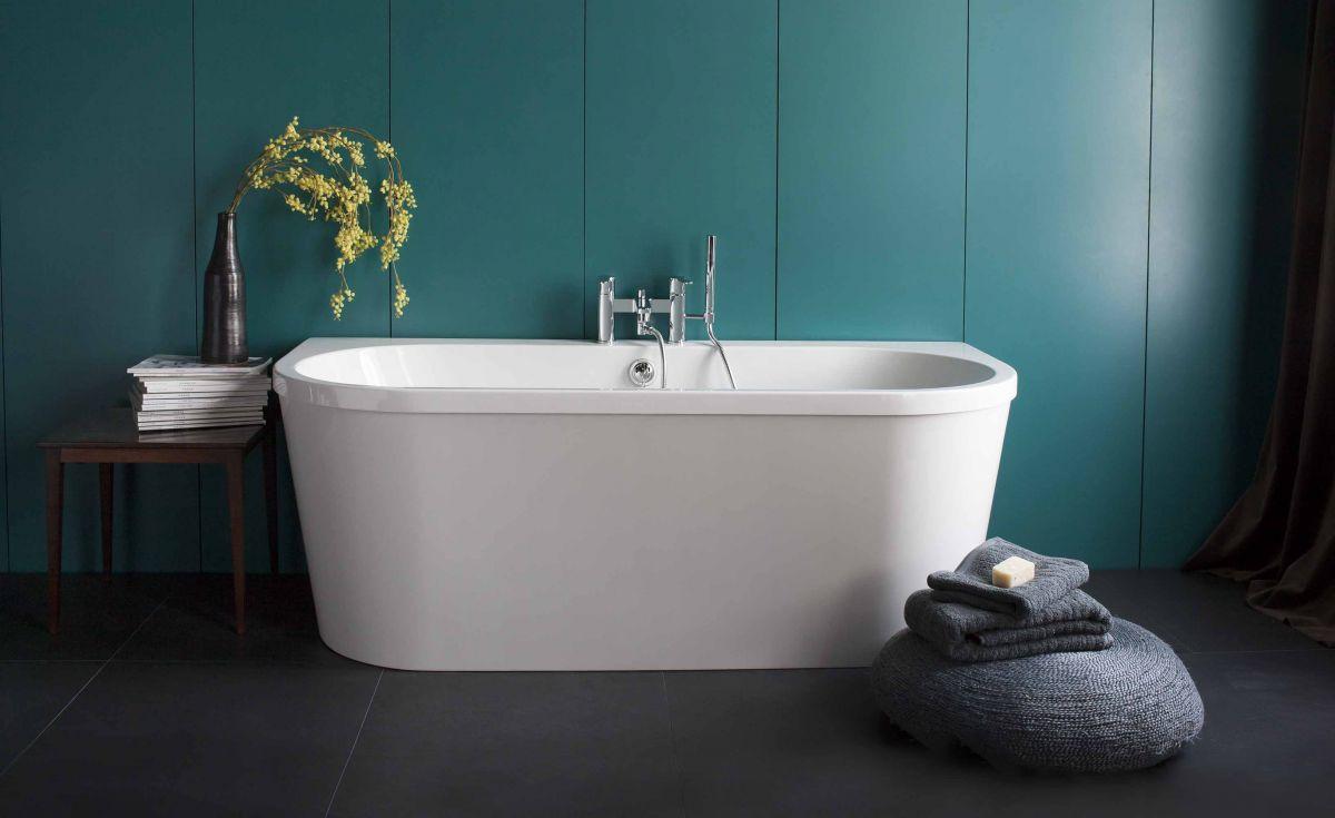Saturn Freestanding Bath
