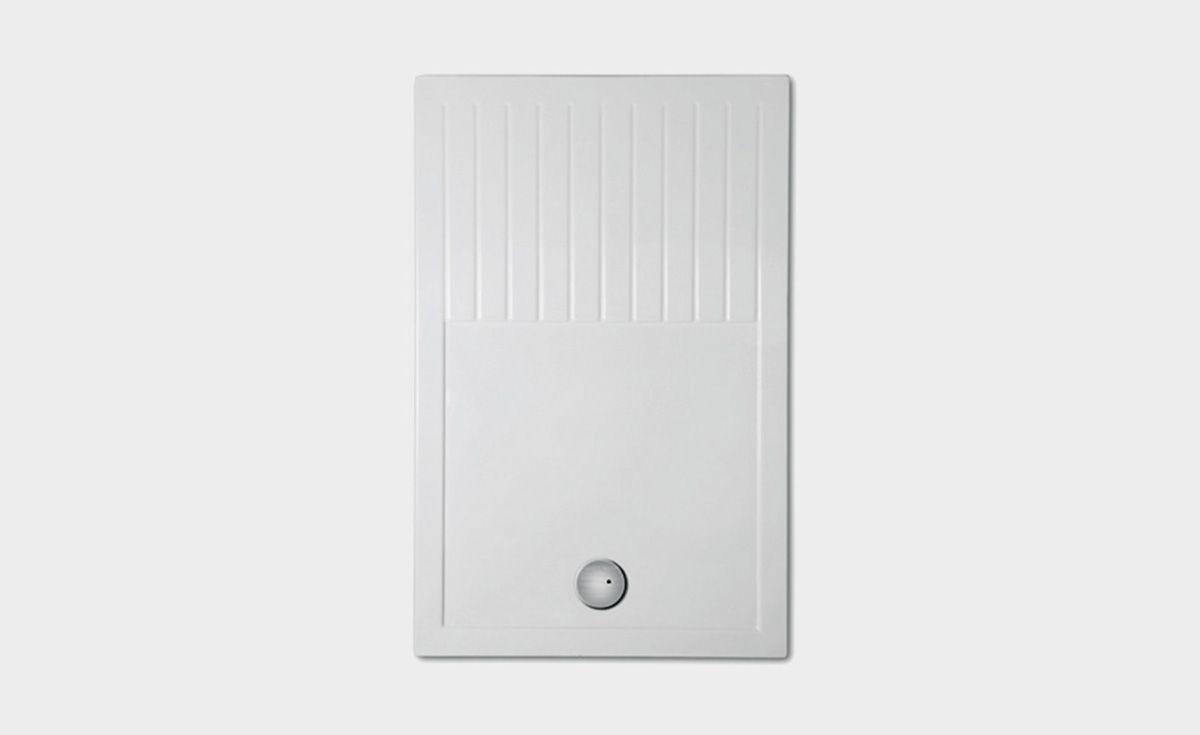 Walk-In Shower Tray 1400 x 900