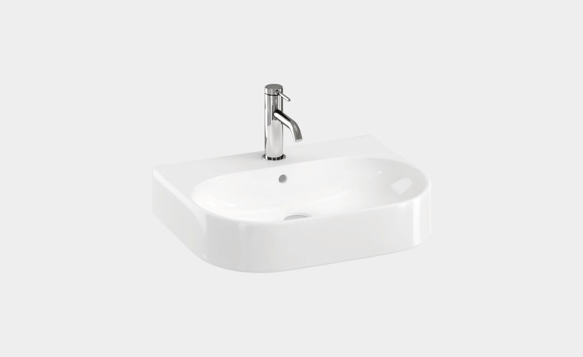 Trim 500 Wall-Hung Basin