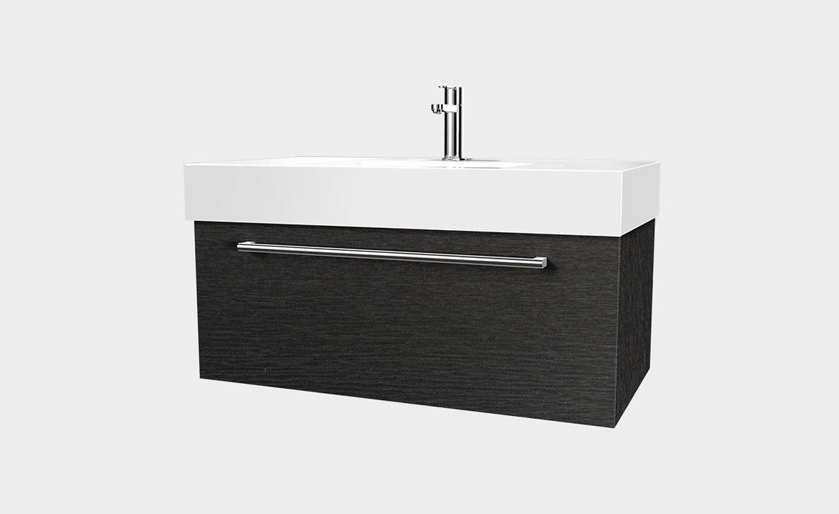 Splash 900 Wall-Hung Vanity 1 Drawer