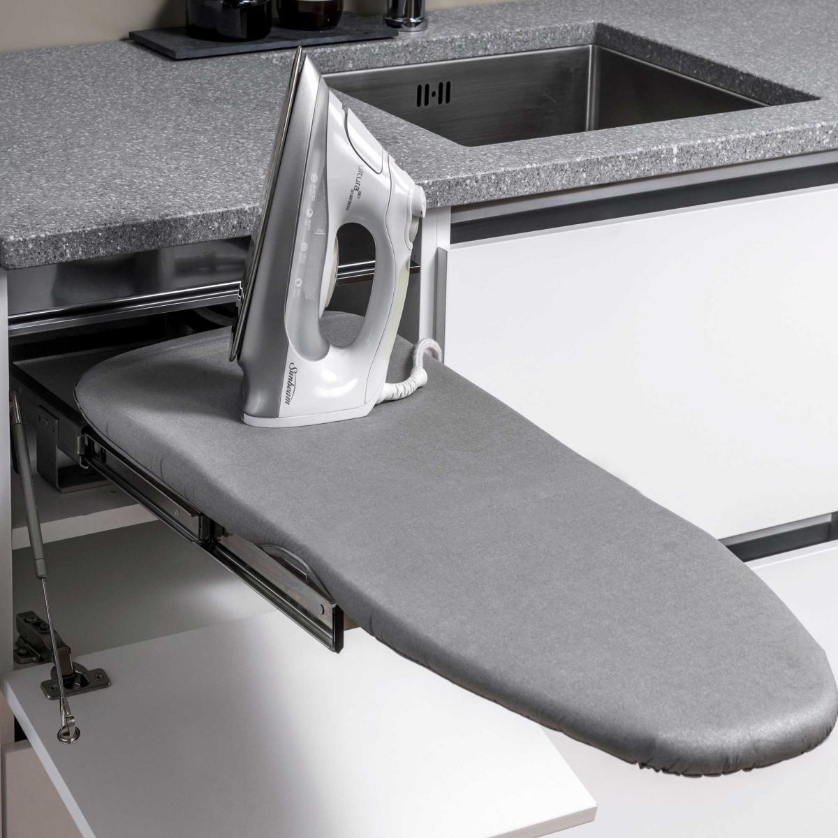 Pull-out Ironing Boad