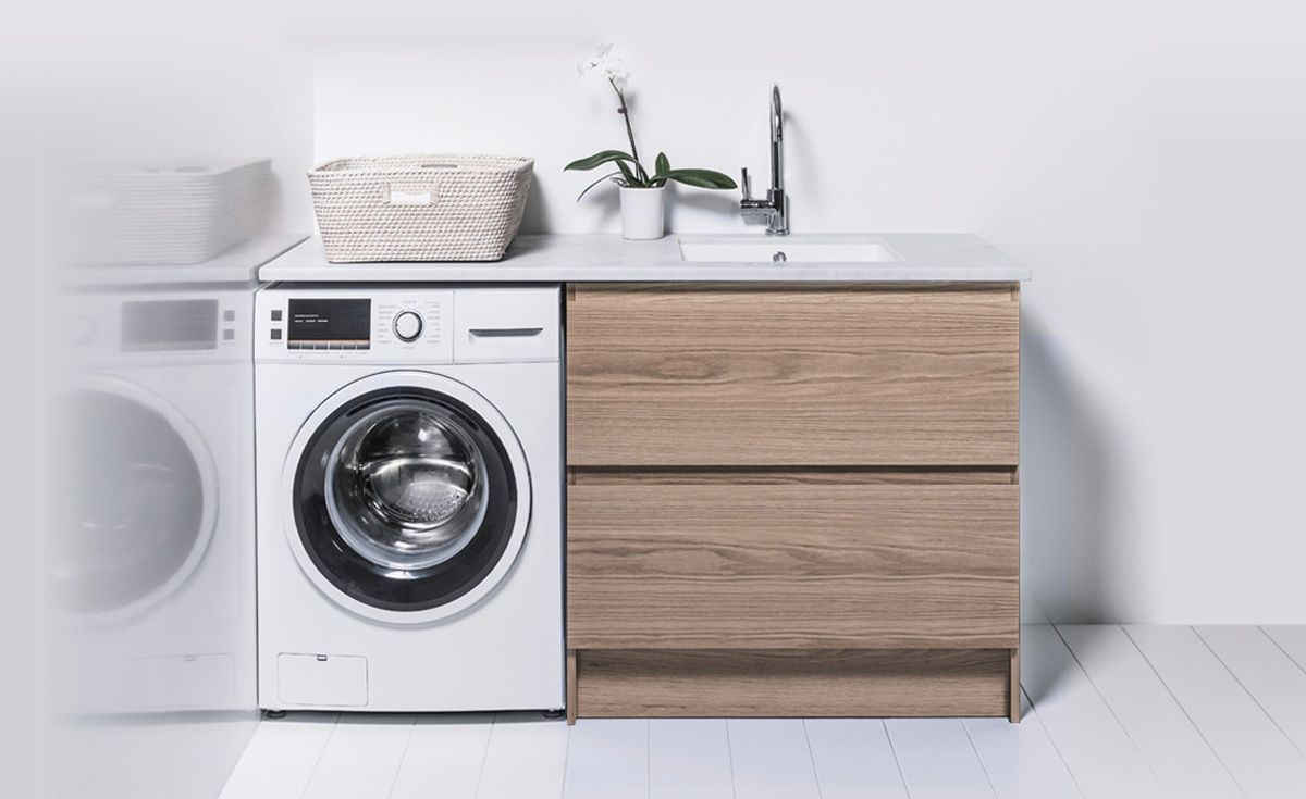 900 Laundry Cabinet